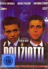 DVD NEU/OVP - Poliziotti (Giulio Base) - Claudio Amendola & Michele Placido