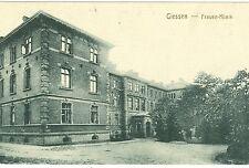 Giessen, Frauenklinik, um 1910