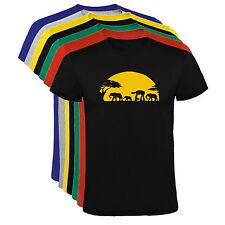 Camiseta Star Wars WTF Africa Sun Hombre varias tallas y colores a132