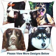 DOG PICTURE CUSCINI CHIHUAHUA Pug Westie Labrador Shihtzu personale HUSKY