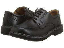 Florsheim BILLINGS JR Youth Boys 16508-001 Black Casual Lace Up School Shoes