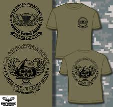 Fort Benning, GA  Airborne Jump School Fryar Field Jump Zone T-shirt