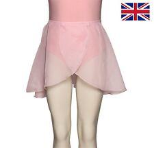 Girls Ladies RAD Georgette Dance Ballet Skirt All Sizes & Colours By Katz KDGS03