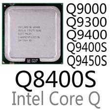 intel Xeon Q8400S Q9000 Q9300 Q9400 Q9400S Q9450S LGA775 CPU Processor