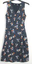 Marks & Spencer Summer Floral Print Sleeveless skater dress Size 8 - 20
