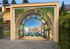 3D Venice Arches 9 Garage Door Murals Wall Print Decal Wall Deco AJ WALLPAPER IE