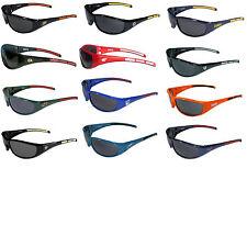 3 dot wrap sunglasses NHL PICK YOUR TEAM