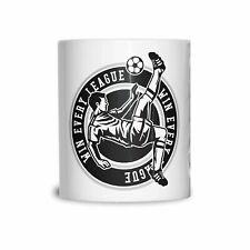 Football Tea Cup Mug Win The League Motivation Soccer Team Domination