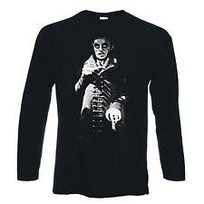 Nosferatu T-shirt vampire goth horreur zombie Sz S-XXL