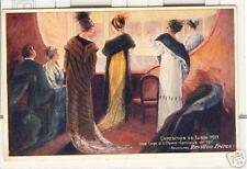 """ESPOSIZIONE DI TORINO 1911 """"Pellicce Revillon"""" - NUOVA"""