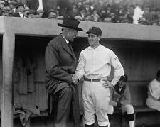 Pennsylvania Gov. Gifford Pinchot with baseball player Bucky Harris Photo Print