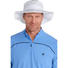 Coolibar UPF 50+ Men's Nate Chlorine Resistant Bucket Hat