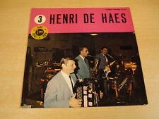 HENRI DE HAES 3 / ACCORDEON LP