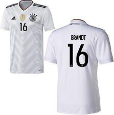 Trikot Adidas DFB 2017 Home Confed Cup - Brandt [128 bis 3XL] Deutschland