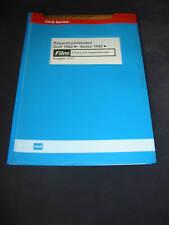 Microfich VW Golf III 5 Gang Schaltgetriebe 085 ab 1992