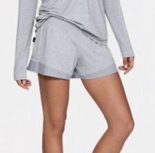 Womens Under Armour Recovery Sleepwear Short Large Gray 1307248 036 Brady NIB