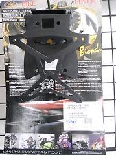 Portatarga regolabile biondi per yamaha fz1 del 2006