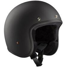 Bandit ECE Jet casco de 2 negro mate