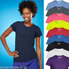 Mujer Camisa funcional Deporte Fitness camiseta tiempo libre XS S M L Xl Xxl