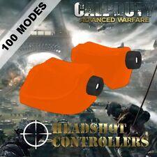 New TGC Custom Xbox One Controller LT RT Gloss Orange Trigger Stops + T8 & T6