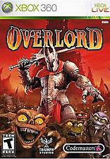 Overlord (Microsoft Xbox 360)