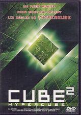 DVD ZONE 2--CUBE 2--WYN DAVIES/MATCHETT/FERGUSON/SEKULA