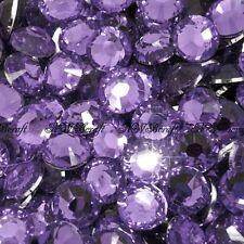 Grape 1000pcs Resin RhinestonesBeads Flat Back Diamante Nail Art Craft Gems