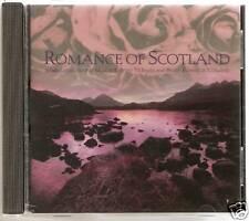 ROMANCE OF SCOTLAND CD MULL OF KINTYRE & MORE
