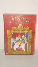 DVD LES SIMPSON CLASSICS MEURTRES MYSTERIEUX A SPRINGFIELD