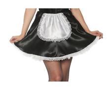 Satin Maid Skirt Costume Set