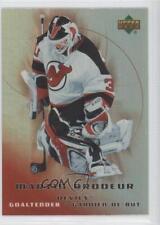 2005-06 Upper Deck McDonald's #48 Martin Brodeur New Jersey Devils Hockey Card