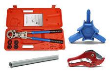 Werkzeug für Aluverbundrohr Presswerkzeug Rohrschere Kalibrierer Biegefeder