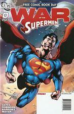 War of the Supermen '10 0-4 VF Complete Run T1