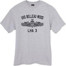 USN US Navy USS Belleau Wood LHA-3 T-Shirt