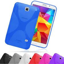 Slim X TPU Gel Case Silicone Skin Cover For Samsung Galaxy Tab 4 7.0 T230 T231