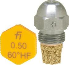 Öldüse Fluidics Düse Brennerdüse HF alle Größen 80° 45° 60° 0,40 0,45 0,50 0,55