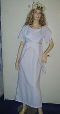 Ladies Greek Goddess Roman Grecian Aphrodite Fancy Dress Costume 10-12 & 18-20