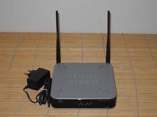 Cisco wap200-e Wireless-G Access Point W. Range Booster