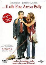 Dvd **E ALLA FINE ARRIVA POLLY** con Ben Stiller Jennifer Aniston nuovo 2004