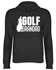 Golf Grandad Mens Womens Ladies Unisex Hoodie