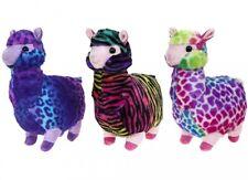 """1 X 11"""" Arco Iris Alpaca Blanda Juguete 3 para elegir 448084"""