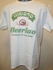 Beerlao PDR Laos Asian Beer T Shirt Tiger Leo Vientiane Myanmar Vietnam New 021