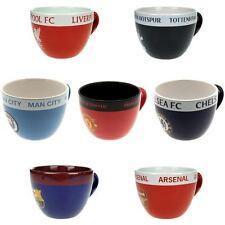 Football Cappuccino Mugs