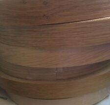 Oak FERRO sui bordi del nastro, tonalità 6 PREINCOLLATE adatto per le schede madri 15mm o 18mm