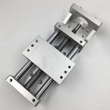 CNC Electric Sliding Working Table SFU1605 C7 Ballscrew Linear Motor Stage XYZ