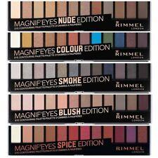 RIMMEL Magnif'eyes Eyeshadow Palette 14.16g - CHOOSE SHADE - NEW SEALED