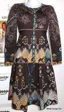 Ivko Cardigan Wool Strickjacke Renaissance Cardigan Merino extrafine brown 32506