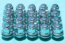 Set of 20 Chrome Lug Nuts for Toyota Camry Corolla Avalon Sienna Matrix RAV4