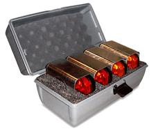 Marpac 4 FoxFire Lights / 4 Safety Cone Brackets