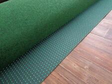 Kunstrasen Fertigrasen grün 200 cm breite Balkon Keller Boot Garten mit Noppen